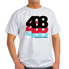 408 - Light Colored T-Shirt