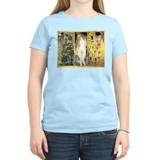 Gustav Klimt 'Couples Collag T-Shirt