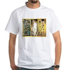 Gustav Klimt 'Couples Collag Shirt