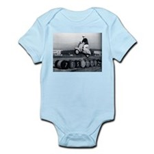 Scooter Stunt Infant Bodysuit