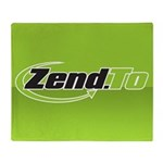 MailScanner and ZendTo Throw Blanket