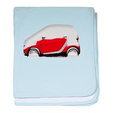 Smart Snow baby blanket