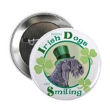 "St. Patrick Kerry Blue 2.25"" Button (10 pack)"