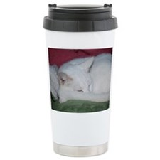 Sugar's Nap Ceramic Travel Mug