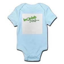 Irish Humor Infant Creeper