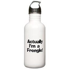 Actually I'm A Frengle Water Bottle
