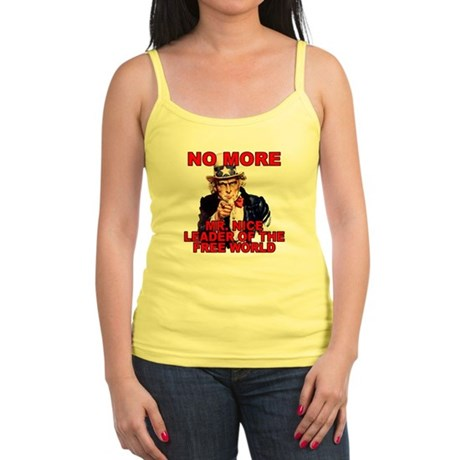 No More Mr. Nice Guy Jr. Spaghetti Tank