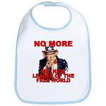 No More Mr. Nice Guy Bib