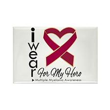 Ribbon Awareness Rectangle Magnet (100 pack)