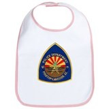 Pinetop-Lakeside Police Bib