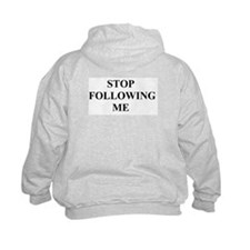 """Stop Following me"" Sweatshirt (Kids)"