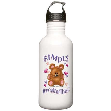 Simply Irresistible! Stainless Water Bottle 1.0L