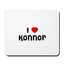 I * Konnor Mousepad