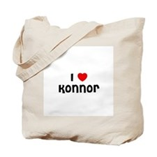 I * Konnor Tote Bag