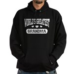 World's Greatest Grandma Hoodie (dark)