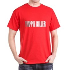 Yuppie Killer Black T-Shirt