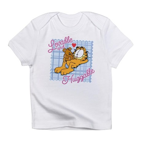 Lovable & Huggable Infant T-Shirt