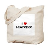I * Lawrence Tote Bag
