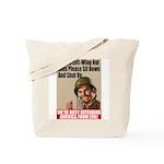 We're Defending America Tote Bag