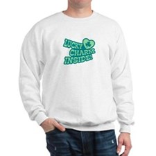Lucky Charm Inside Sweatshirt