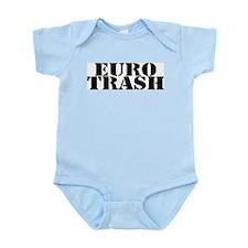 Euro Trash Infant Creeper