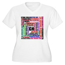 Spinellis world Plus Size T-Shirt