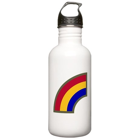 Rainbow Stainless Water Bottle 1.0L