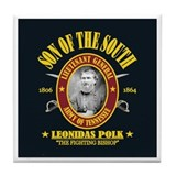 Leonidas Polk (SOTS) Tile Coaster