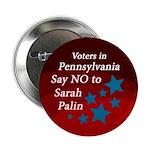 Pennsylvania Says No To Sarah Palin