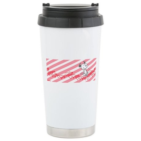 Running for Love Ceramic Travel Mug