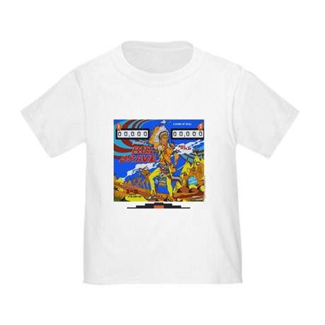 Gottlieb&reg; &quot;Big Brave&quot; Toddler T-Shirt