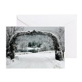 Cute Archway Greeting Card