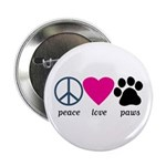 Peace Love Paws 2.25