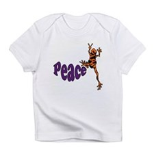 Frog Peace Infant T-Shirt
