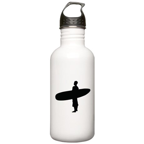 Surfer Stainless Water Bottle 1.0L