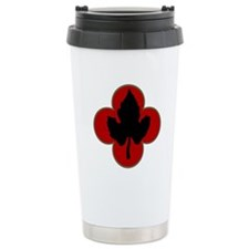 Winged Victory Ceramic Travel Mug