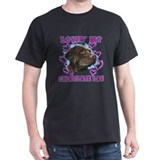 Chocolate Lab Lovin' T-Shirt