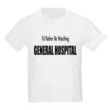 General Hospital Kids Light T-Shirt