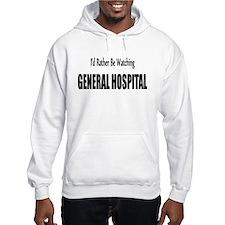 General Hospital Hooded Sweatshirt