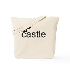 Castle TV Tote Bag