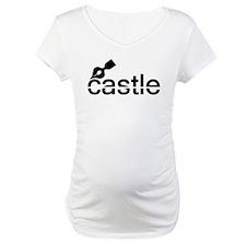 Castle TV Maternity T-Shirt