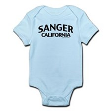 Sanger Infant Bodysuit