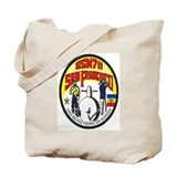 USS San Francisco SSN 711 Tote Bag