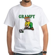 Grampy Golfer Poised Shirt