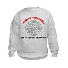 Years of The Rabbit Sweatshirt