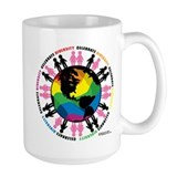 LGBTQ Diversity Earth Mug