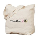 MomMom to Bee Tote Bag