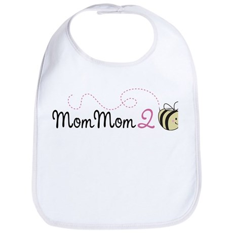 MomMom to Bee Bib