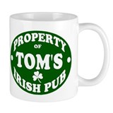 Tom's Irish Pub Mug