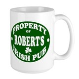 Robert's Irish Pub Mug